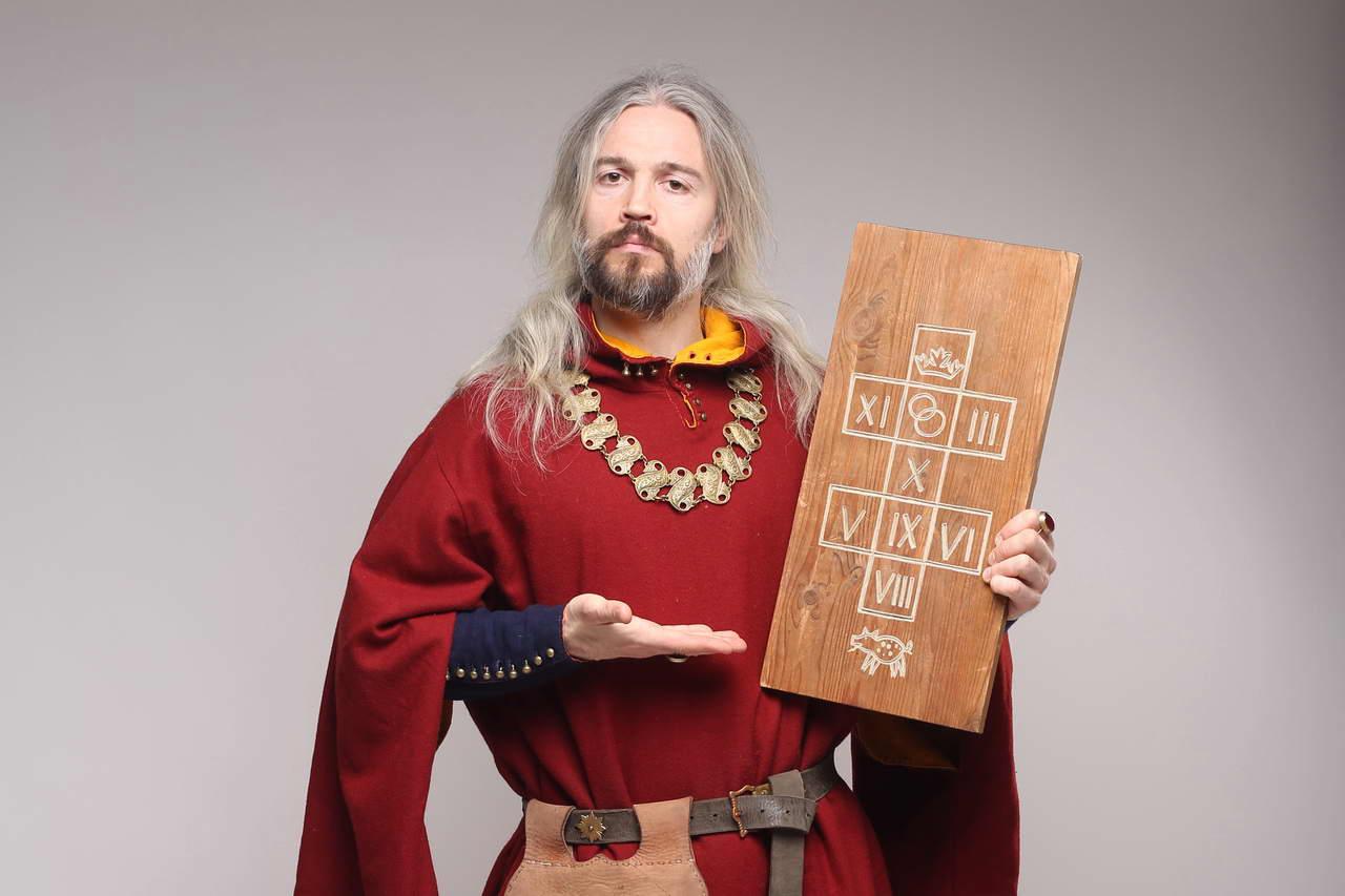 Средневековые настольные игры